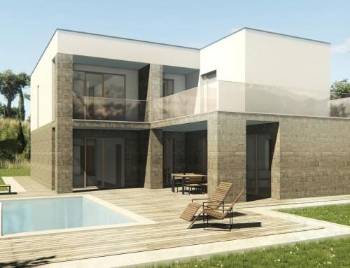 Počitniško stanovanjska hiša v hrvaški Istri