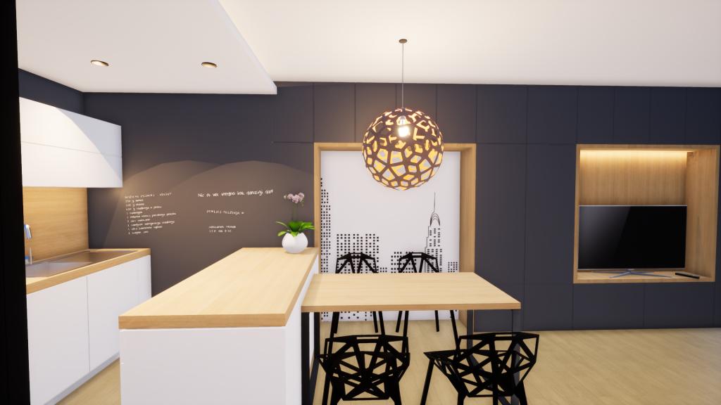 Notranja oprema stanovanja v Ljubljani