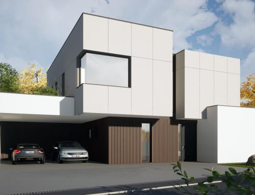 Stanovanjska hiša HD